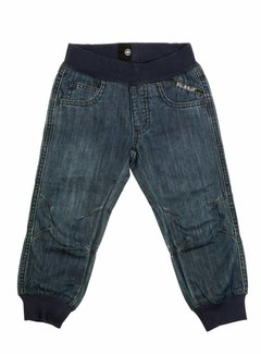 Villervalla Villervalla Relaxed jeans  - MIDNIGHT WASH