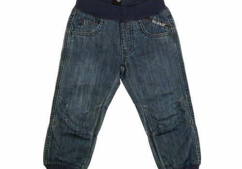 Villervalla Villervalla Relaxed jeans  - MIDNIGHT WASH