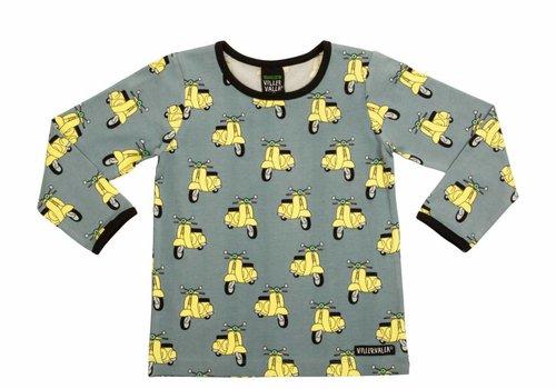 Villervalla Villervalla T-shirt L/S - ROCK