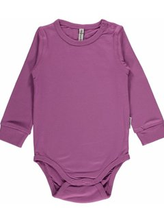 Maxomorra Maxomorra Body LS LIGHT PURPLE