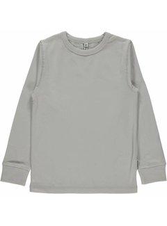 Maxomorra Maxomorra longsleeve shirt  LIGHT GREY