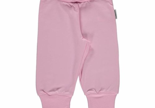 Maxomorra Maxomorra Pants Rib LIGHT PINK