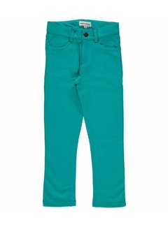 Maxomorra Maxomorra Softbroek Sweat TURQUOISE