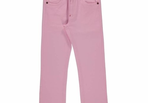 Maxomorra Maxomorra Pants Twill LIGHT PINK