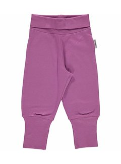 Maxomorra Maxomorra Pants Rib LIGHT PURPLE