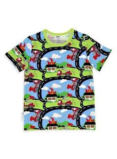 JNY JNY T-shirt Firetruck