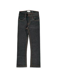 Maxomorra Maxomorra Pants Denim DARK DENIM BLUE