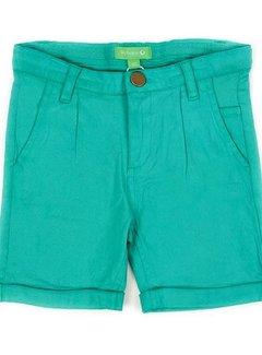 Lily Balou Lily Balou Twill Shorts Estebald Emerald