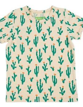 Lily Balou Lily Balou Tshirt Leo aop Cactus