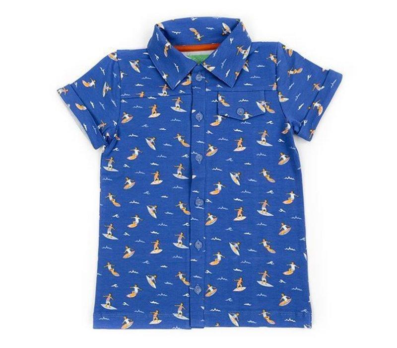 Lily Balou Shirt Jeff Surfers
