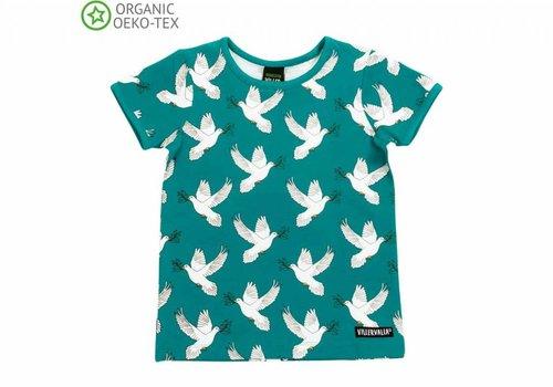 Villervalla Villervalla T-shirt short sleeve - LAKE