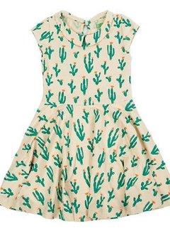 Lily Balou Lily Balou Dress Tiny aop Cactus