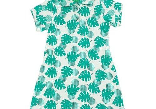 Lily Balou Lily Balou Jacquard Dress Betty Palm Leaves