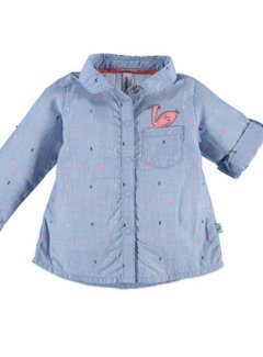 Babyface  Babyface baby  blouse LIGHT BLUE