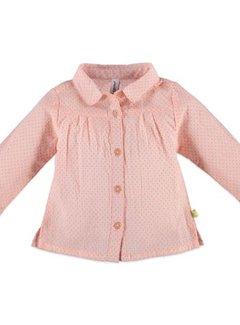 Babyface  Babyface baby girls blouse PEACH