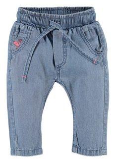Babyface  Babyface baby girls jeans LIGHT DENIM