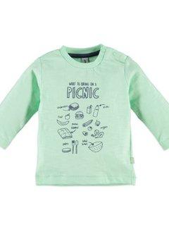 Babyface  Babyface baby  t-shirt longsleeve PASTEL GREEN