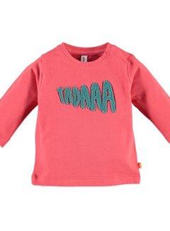 Babyface  Babyface baby  t-shirt longsleeve BLOOD ORANGE