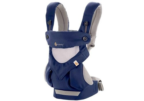 Ergobaby Ergobaby  360 Cool Air French Blue