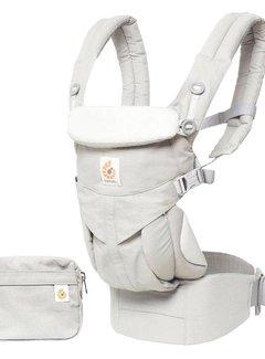 Ergobaby Ergobaby babycarrier 4P  360 OMNI Pearl Grey