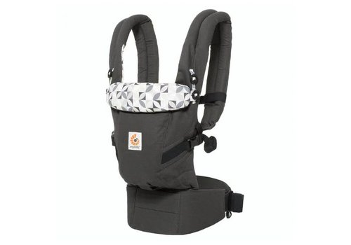 Ergobaby Ergobaby babycarrier 3P Adapt Graphic Grey