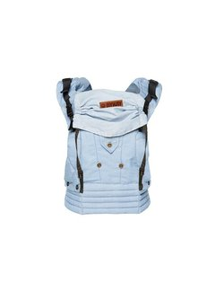 ByKay ByKay 4Way Click Carrier stonewashed denim
