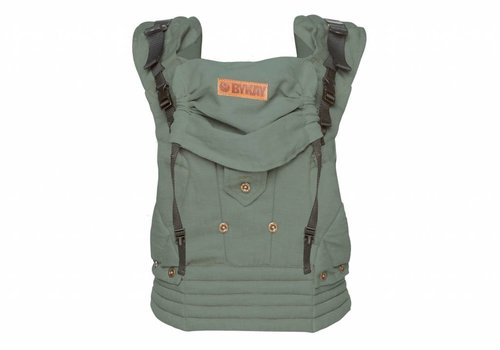 ByKay ByKay 4way click carrier deluxe Minty grey
