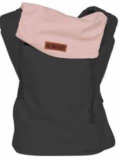 ByKay ByKay classic carrier reversible Steelgrey/Vintage pink