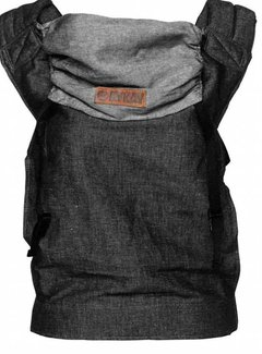 ByKay ByKay classic carrier Black denim