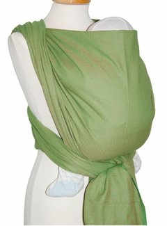 Storchenwiege Leo green