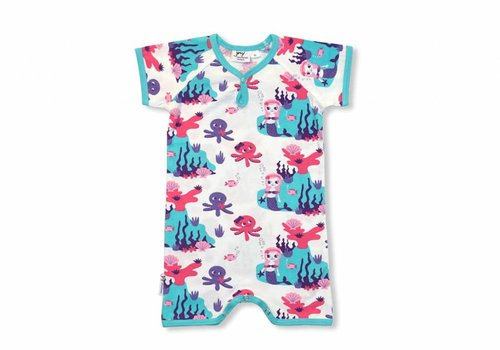JNY JNY Bodysuit s/s Mermaid