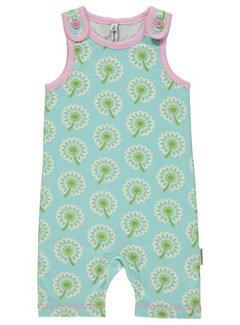 Maxomorra Maxomorra Playsuit Short DANDELION