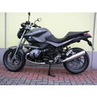 Spark Exhaust Technology R 1200 R ie (2011) Titanium demper geopend
