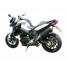 Spark Exhaust Technology F 800 R titanium silencer with DB killer EU approval