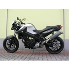 Spark Exhaust Technology F 800 R dark style silencer with DB killer EU approval