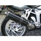 Spark Exhaust Technology K 1200 R & S Titanium Schalldämpfer offen