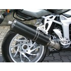 Spark Exhaust Technology K 1200 R & S Carbon fibre silencer open version