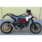 Spark Exhaust Technology Spark demper Hypermotard 821 - Hyperstrada