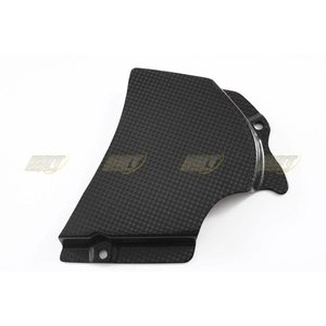 CDT Carbon SPROCKET COVER for Monster . SS , 748 / 916 / 996/ 998 / 749/ 999