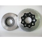 Discacciati Brake systems Bremsscheiben für '70 und '80-Bikes, in Edelstahl oder Gusseisen Honda, Suzuki, Kawasaki, Yamaha usw.