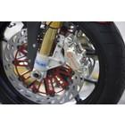 Discacciati Brake systems Vorne 4-Kolben-Bremssattel rechts für alle Ducati-Modelle 97 -, Kolben Ø 34mm