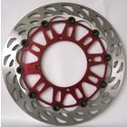Discacciati Brake systems Full Floating disc kit for Husqvarna SM 570 & SM 610S 00- diam 320mm