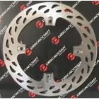 Discacciati Brake systems Hintere Bremsscheibe Brutale 750-910 F4-750, F4 1000R-Durchmesser 210mm