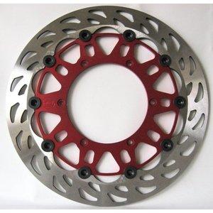 Discacciati Brake systems Conversion kit to full floating disc KTM SX ,EXSC, LC4