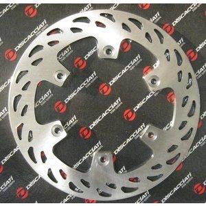 Discacciati Brake systems Bremsscheibe hinten MT01 05 -06, 07 - Tmax 500 05 -07, 08 - Ø 267mm