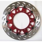 Discacciati Brake systems Vollschwimmende Scheibe Yamaha R1 07 -, R6 05 -, MT01 07 -, FZ8 2010 - Durchmesser 310mm
