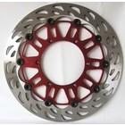 Discacciati Brake systems Vollschwimmende Scheibe Yamaha YZ-WR SUPER MOTARD -2012 Durchmesser 320mm