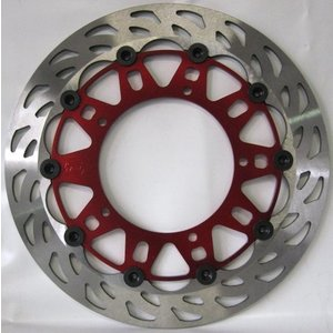 Discacciati Brake systems Bremsen-Kit Yamaha R1 07 -, R6 05 -, Von 289mm bis 320mm