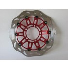 Discacciati Brake systems Full floating disc Burgman AN 400 03-05 AN 650 -04 diam 260mm
