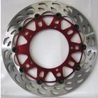 Discacciati Brake systems Vollschwimmende Scheibe für Kawasaki KX450, Supermoto Ø320 mm